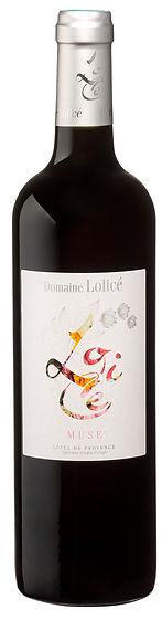 Côtes de Provence Muse Rouge