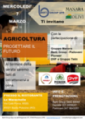 agricoltura, futuro