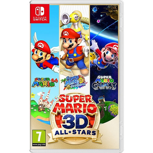 Super Mario™ 3D All-Stars will be available as a limited-run
