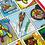 Thumbnail: Iron Man retro pin badge set