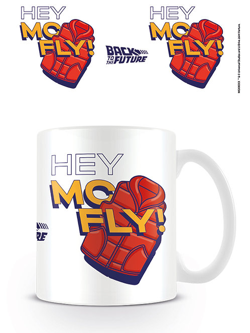 Back to the Future (Hey McFly) mug