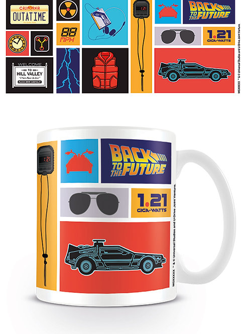 Back to the Future (Collection) mug