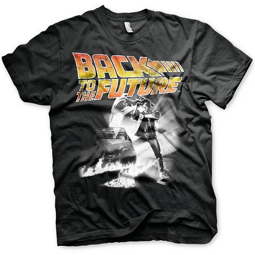 Back To The Future -Delorean T-Shirt