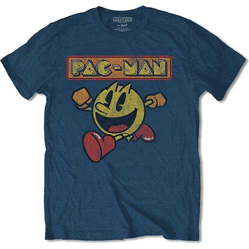 PAC-MAN UNISEX TEE: EIGHTIES