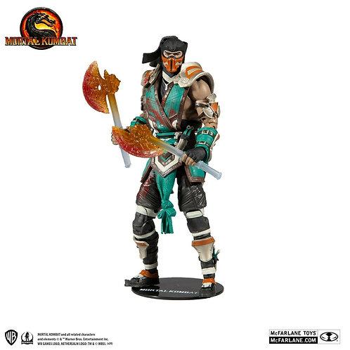 "Sub-Zero Mortal Kombat (Bloody Variant) 7"" inch Action Figure"