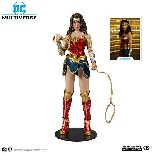 DC WONDER WOMAN 1984 Action Figure Mcfarlane Toys