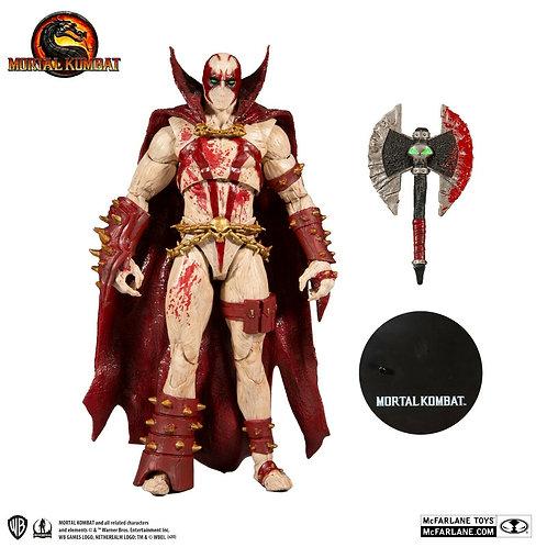 "Spawn Mortal Kombat(Blood Feud Hunter Skin) 7"" Action Figure"