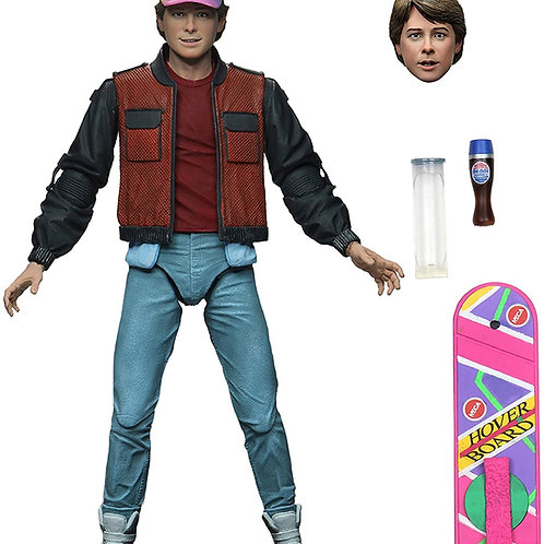NECA back to the future Marty part 2