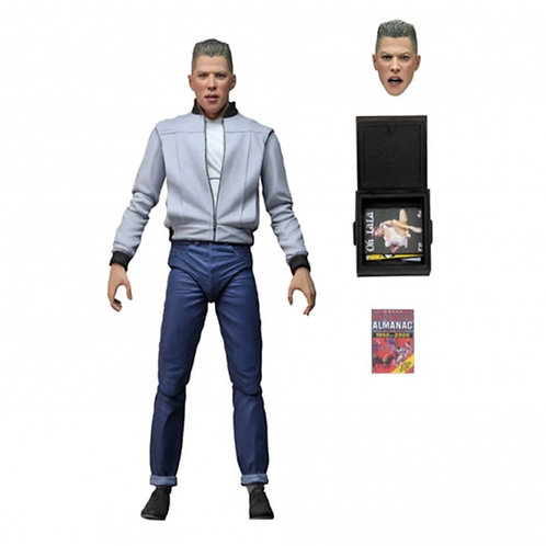 NECA back to the future Biff
