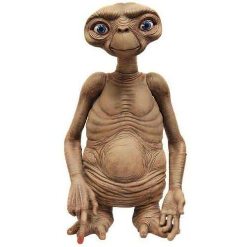 "E.T. THE EXTRA-TERRESTRIAL 12"" PROP REPLICA FIGURE FROM NECA"