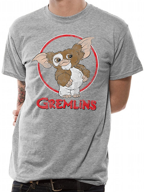 Distressed Gizmo gray