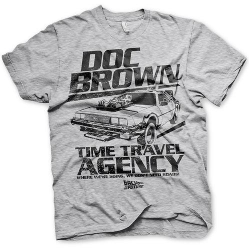 Doc brown bttf