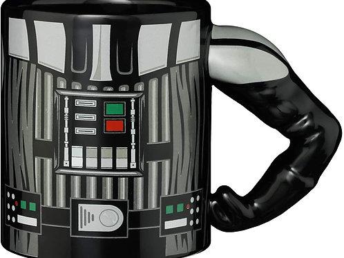 """Star Wars """"Darth Vader"""" 3D sculpted arm Mug"""