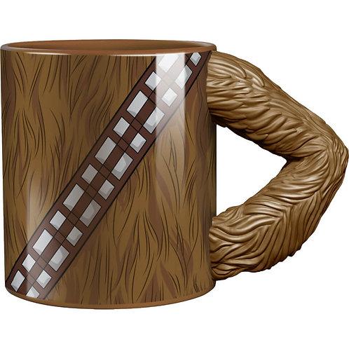 2D  chewbacca mug
