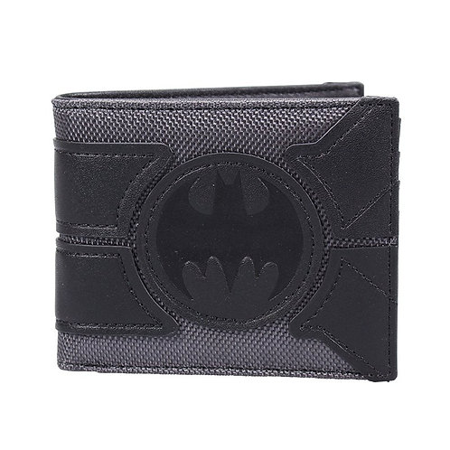 Batman Black logo Wallet