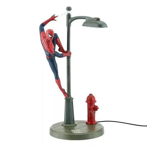 Spiderman Street lamp