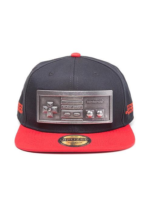NES metal cap