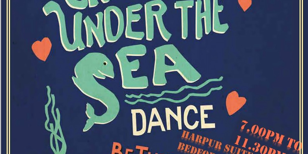 ON HOLD.  Enchantment Under The Sea Dance