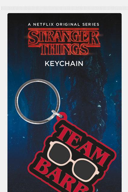 Stranger Things (Team Barb)
