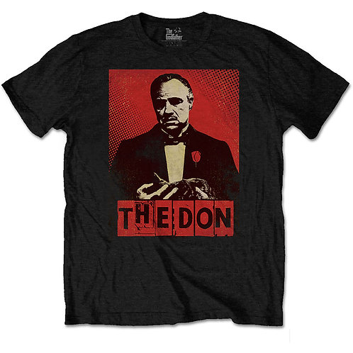 THE GODFATHER UNISEX TEE: THE DON