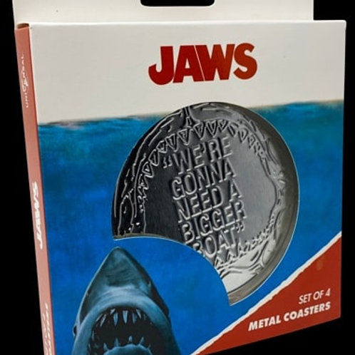 Jaws coasters 4 pack