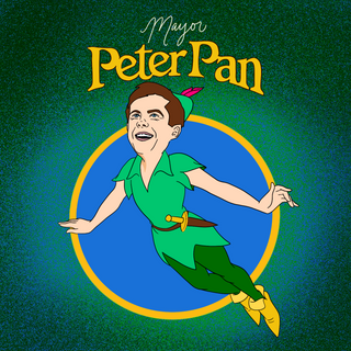 Mayor Peter Pan, 2/27/20