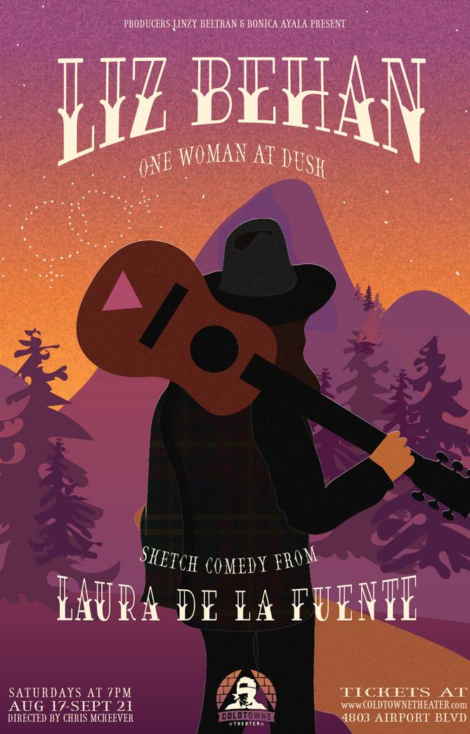 Liz Behan: One Woman at Dusk