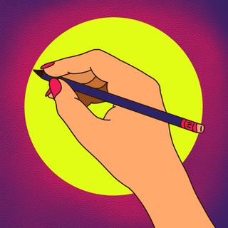 Pencil is mightier