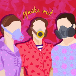 Masks Out, 5/18/20