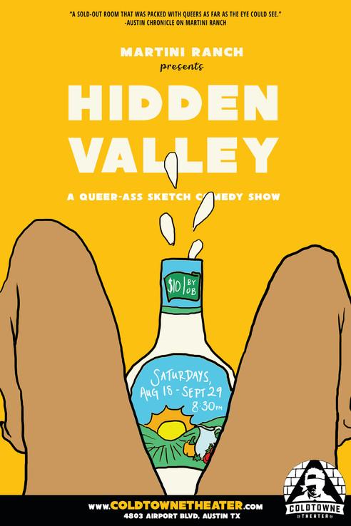 Martini Ranch: Hidden Valley