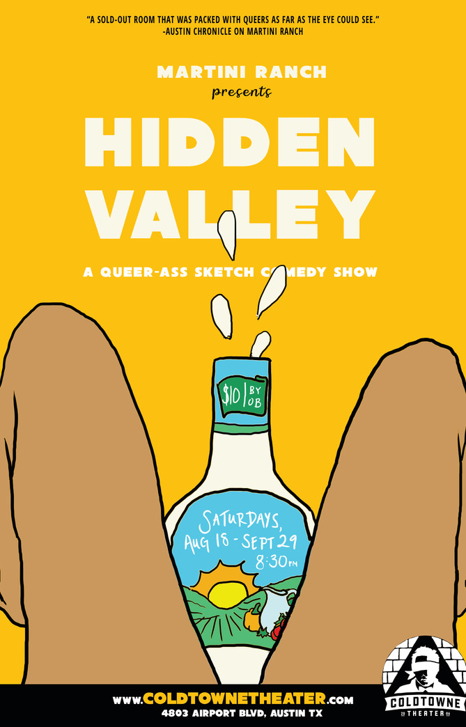 Martini Ranch Hidden Valley