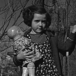 Original: Young Girl with Doll