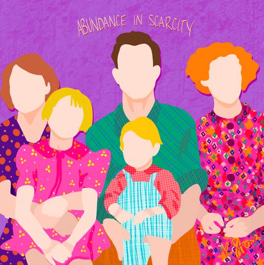 Abundance in Scarcity, 5/23/20