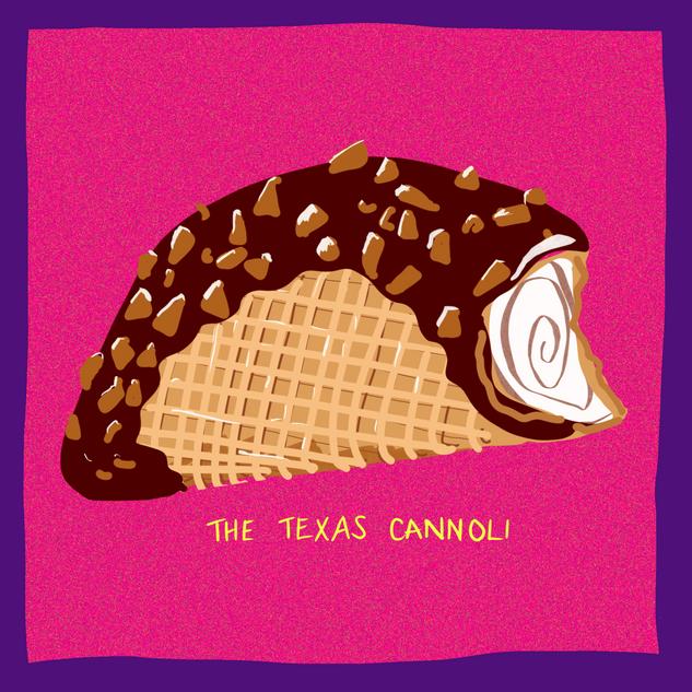 Chaco Taco: the Texas Canoli