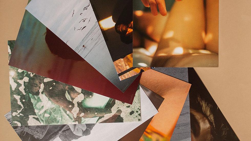 """postcard series """"ECUADOR"""""""