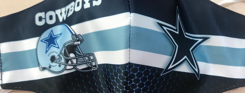 Cubrebocas NFL