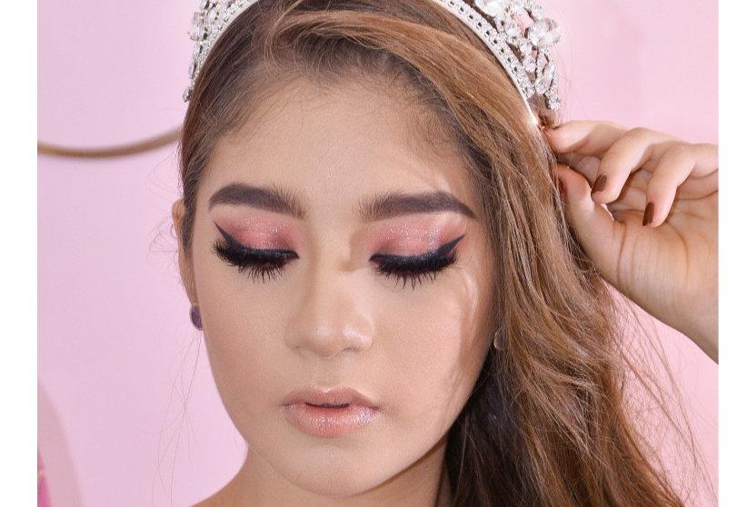 Tiara princesa plata Diamond