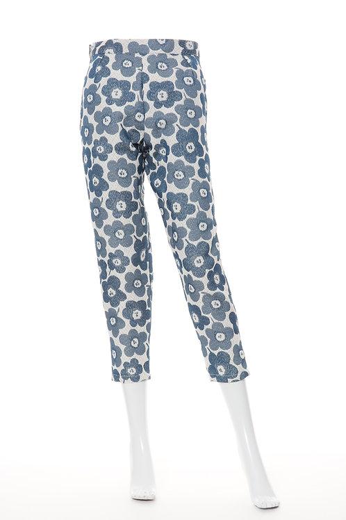 フラワーパターンパンツ Flower Pattern Pants