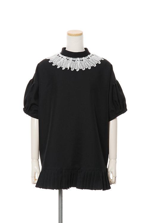 フレンチレースワンピース ブラック French Lace One-Piece