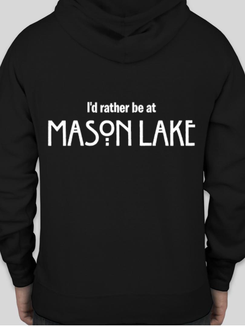 Design #3 Sweatshirt Back
