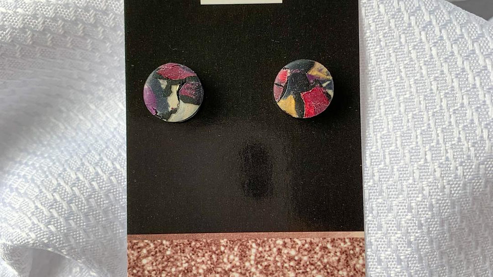 Autumn's in the Air Alivia Studs