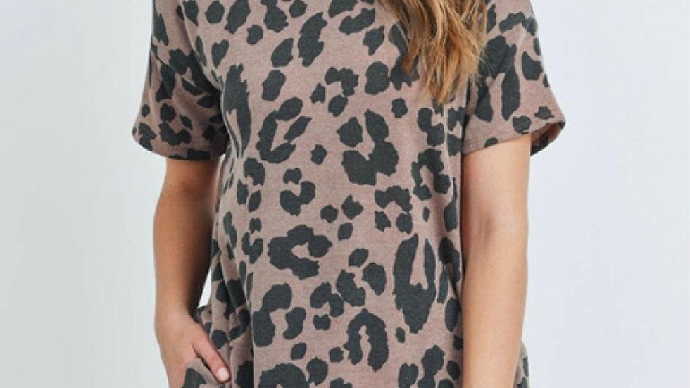 Mocha Leopard Set