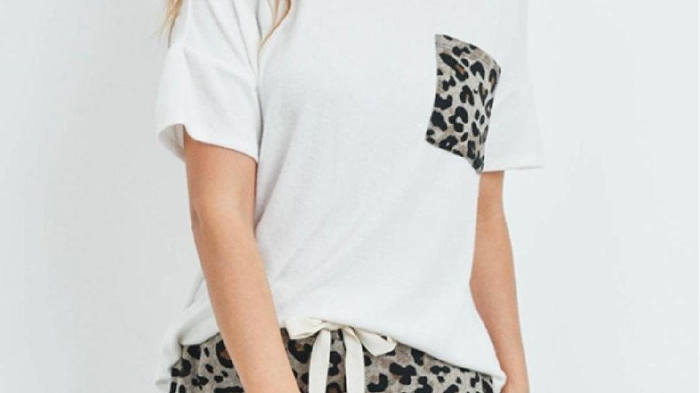 White Leopard Set
