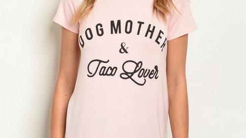 Dog Mother Tee