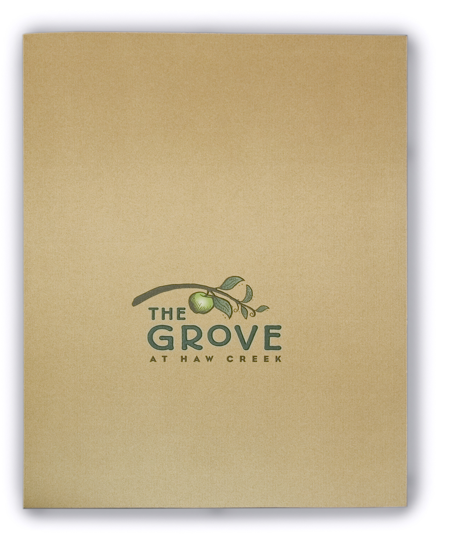The Grove Brochure Cover