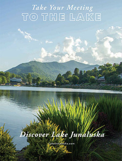 Lake Junaluska Pocket Folder