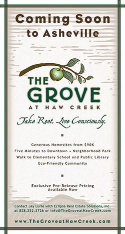 The Grove Ad