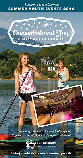 Lake Junaluska Summer Youth Events