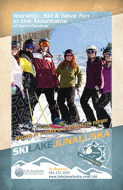 Lake Junaluska Poster