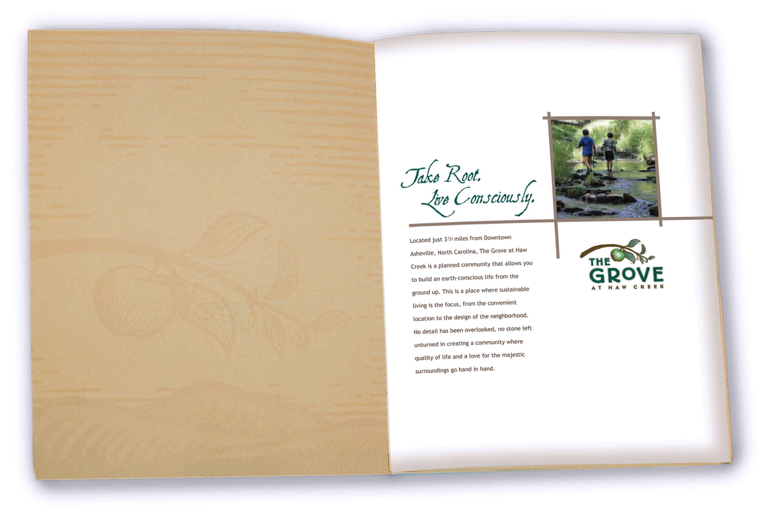 The Grove Brochure Inside